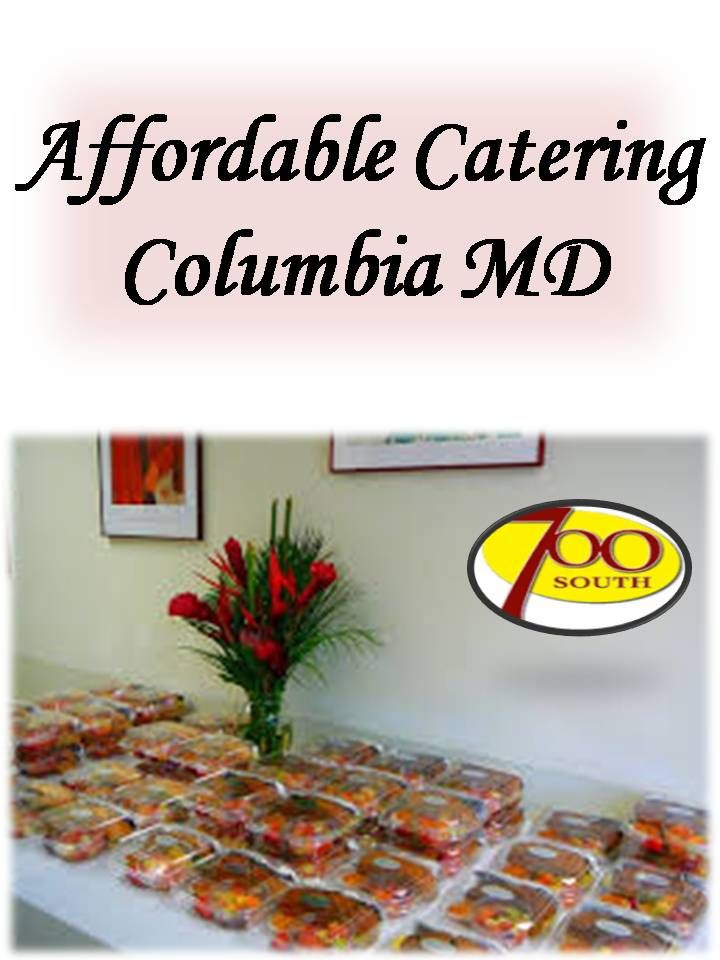 If you don't have great plan for food, then you are surely not going to have a successful party. With Catering Columbia have successful party. Visit for Affordable Catering Columbia MD:   http://700southdeli.com/catering-guide/