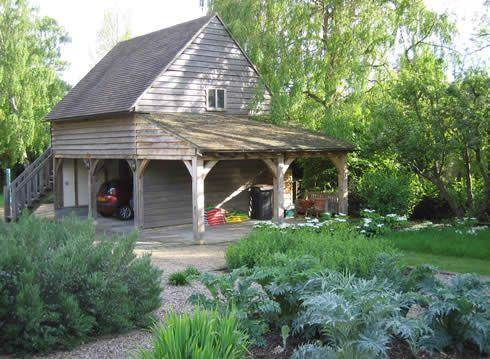 garage/barn