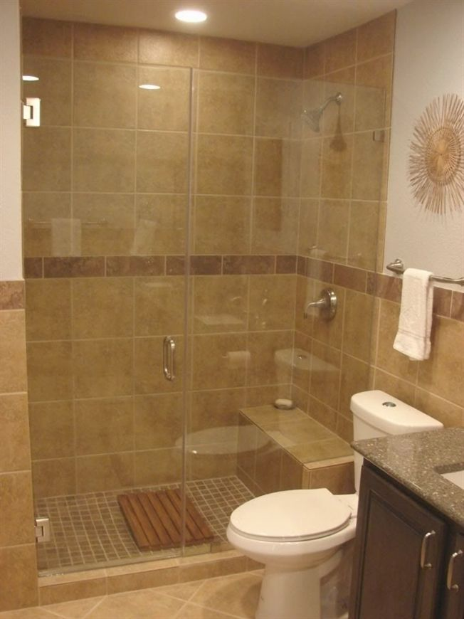 Walk In Shower For A Small Bathroom Google Search Bathroomremodeling