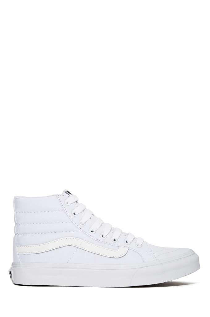 696db85aabe0d9 Vans Sk8-Hi Sneaker