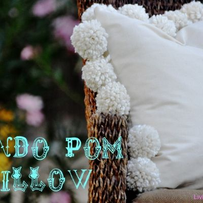 DIY Projects : Playing with Pom-Poms
