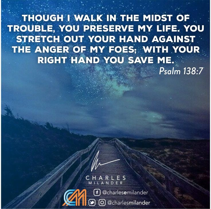 Though I walk in the midst of trouble, you preserve my life. You stretch out your hand against the anger of my foes; with your right hand you save me. #bible #Jesus #Jesuschrist #working #founder #startup #money #magazine #moneymaker #startuplife #successful #passion #inspiredaily #hardwork #hardworkpaysoff #desire #motivation #motivational #lifestyle #happiness #entrepreneur #entrepreneurs #entrepreneurship #entrepreneurlife #business #businessman #quoteoftheday #businessowner…