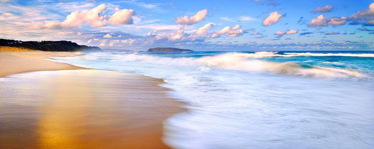 Seascapes : Merimbula Magic