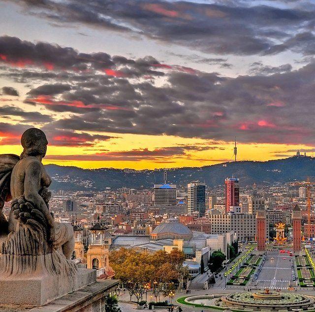 Barcelone (exotic baazar)