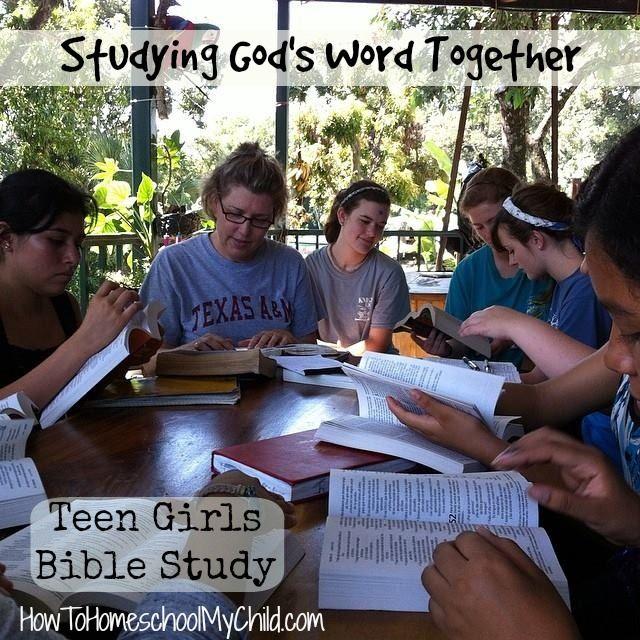 teen girls bible study - Mission Trip in San Salvador - HowToHomeschoolMyChild.com