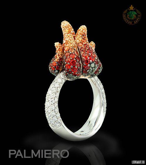 Palmiero ring...♡