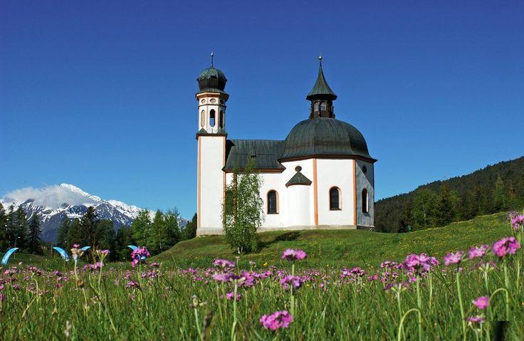 Seefeld dans le Tyrol