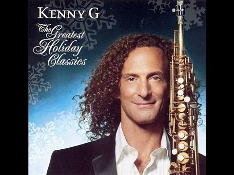 White Christmas Kenny G -The Classic Christmas Album - YouTube
