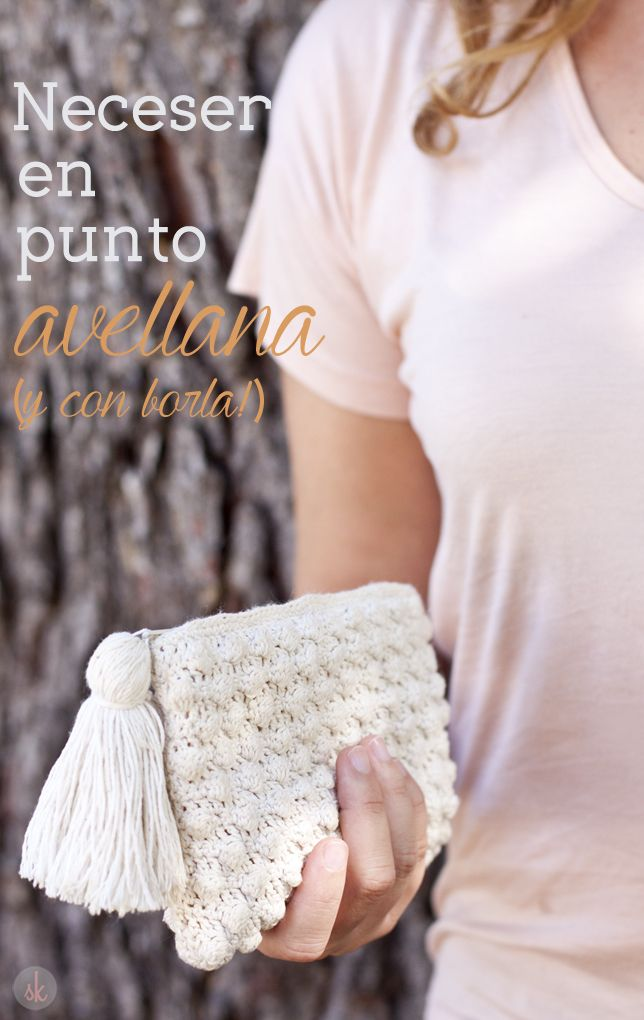 Bolso de ganchillo Crochet bag