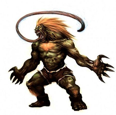 Street Fighter Characters Get Zombie-fied - Geekologie