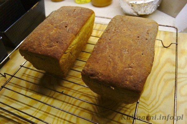 Wszystkie składniki włożyć do miski i wymieszać aby się dobrze połączyły. Nie wyrabiać, mąka żytnia tego nie lubi.