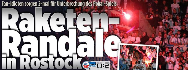 http://www.bild.de/sport/fussball/dfb-pokal/fan-idioten-sorgen-fuer-spielunterbrechung-52862506,la=de.bild.html