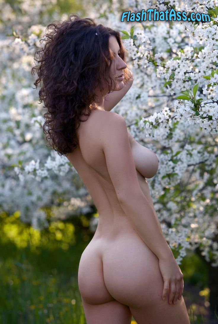 Are butts nude outdoor