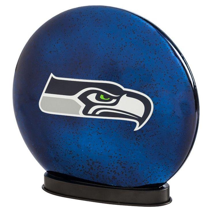 Seattle Seahawks Team Sports America Indoor Led Glass Globe