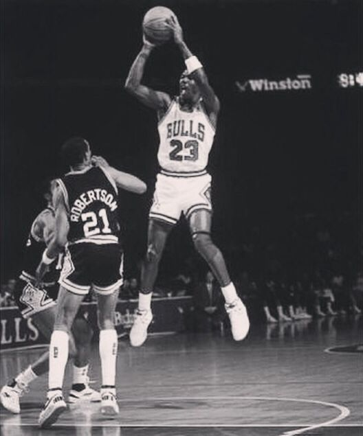 Michael Jordan #theking