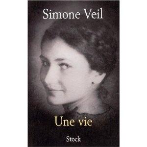 Une vie par Simone Veil