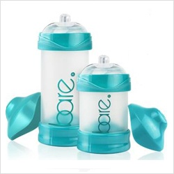 The BareAIRE - just one of the bottles featured on best bottles for breastfed babies list!