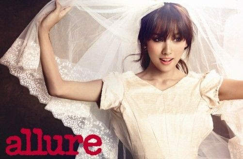 Lee Hyori for allure  || LHxALL  // #hwaiteuidea for a wedding pictorial (◡‿◡✿) #myrambles #myf3muse © ∞