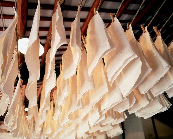 Des de 1961, el molí paperer de Capellades és un dels museus més importants del paper a Europa.