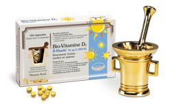 Bio-Vitamin D3 (D-Pearls) 25 µg - Pharma Nord