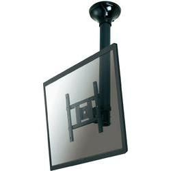 "Support TV pour plafond NewStar Products FPMA-C200BLACK 10"" - 40"" inclinable + pivotable, rotatif noir"