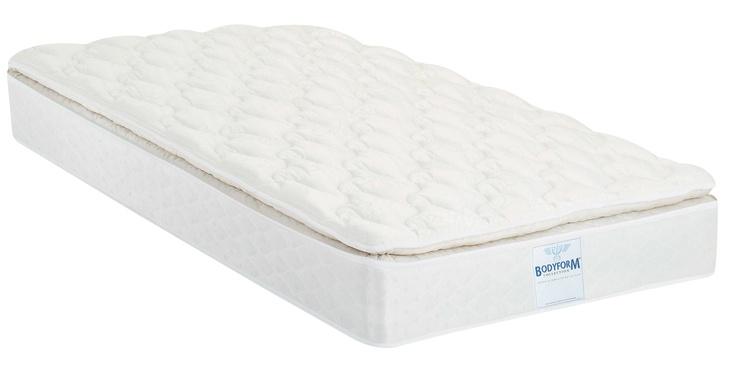 Bodyform Pillowtop Mattress by Sealy from Harvey Norman New Zealand