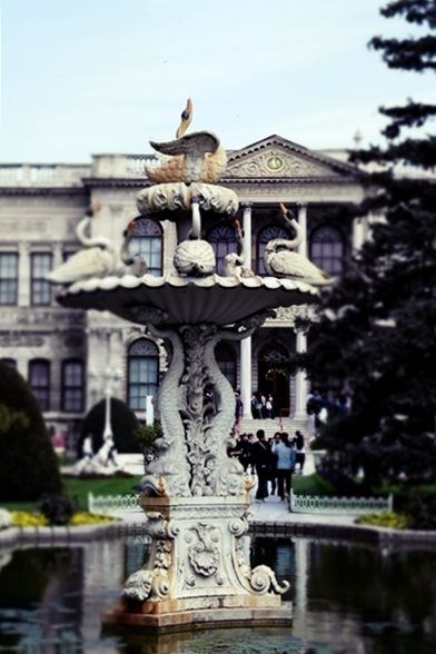 Dolmabahçe Palace #istanbul