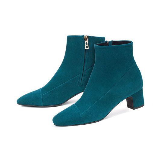 Hermès Velvet Ankle Boots uNSdM