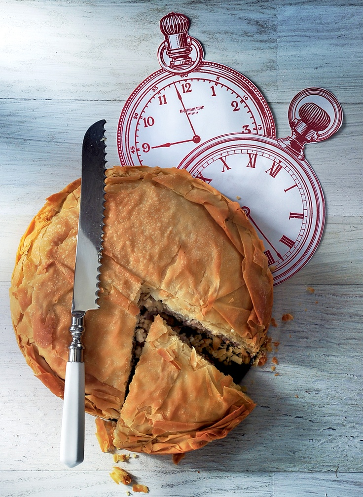 how to cook drozem pie meat
