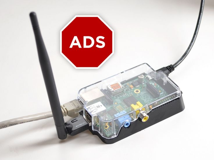 Ad blocking WiFi access point using the Raspberry Pi!