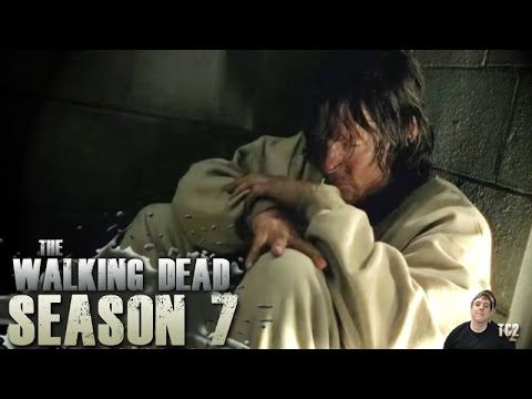 The Walking Dead Season 7 Episode 3 The Cell - Video Predictions!