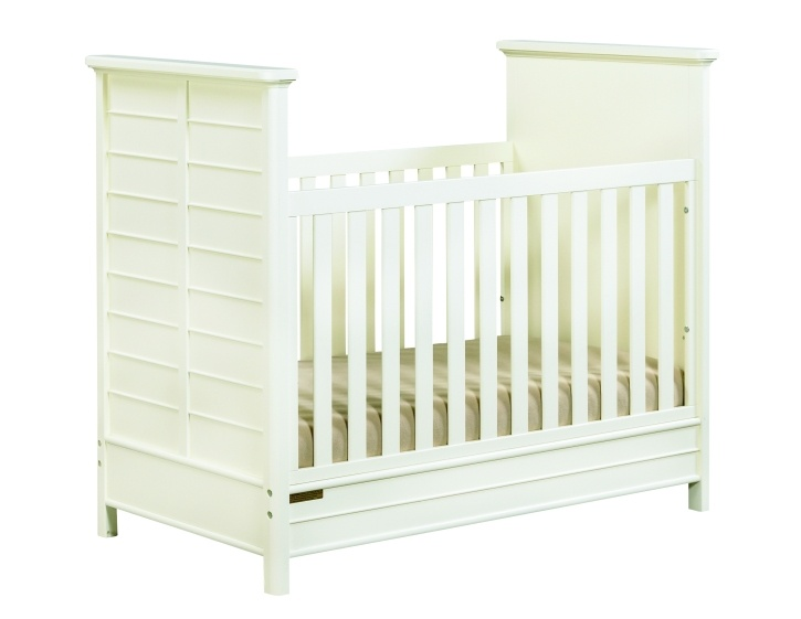 Young America Fanfare Stationary Crib Ssc 1800 Modern