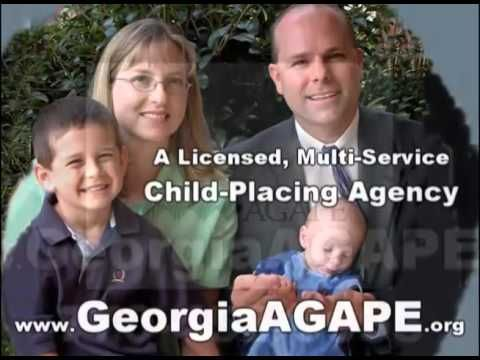 Adoption Options Smyrna GA, Adoption, 770-452-9995, Georgia AGAPE, Adopt... https://youtu.be/JhKEh_I-r1U
