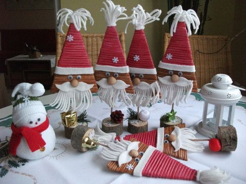 Santa, Mikuláš, Děda Mráz????fantazie.............
