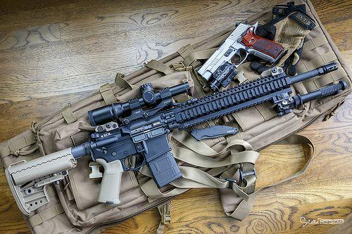 Spike's/BCM AR-15