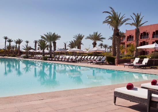 Hotel Kenzi Menara Palace 5* Marrakech, promo Voyage pas cher Maroc Go Voyage au SENTIDO Kenzi Menara prix promo séjour Go Voyages à partir 699,00 € TTC