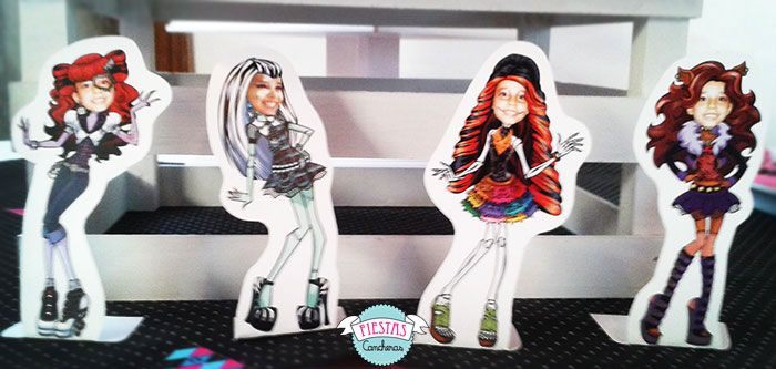Personajes de Monster High