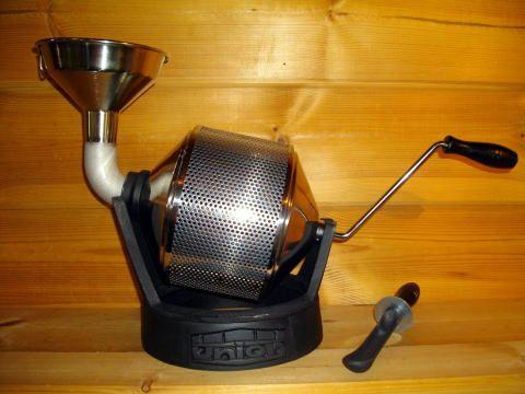 コーヒー焙煎機 サンプルロースター 販売コロネーション