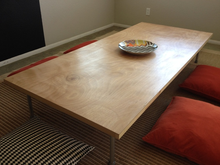 Isn 39 T This Just A Slab Door It 39 S Beautiful 295 And It 39 S Big Our Low Rise Hollow Core Table