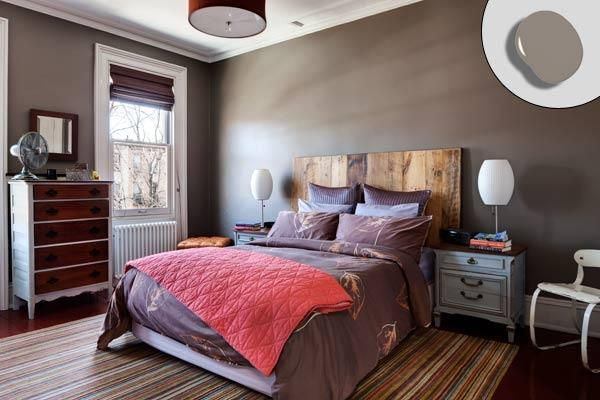 17 Best Ideas About Brown Bedroom Colors On Pinterest