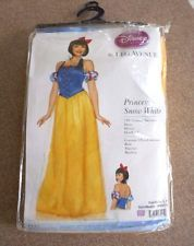Disney Princess Snow White Costume Adult Halloween Outfit Size SMALL WOMEN