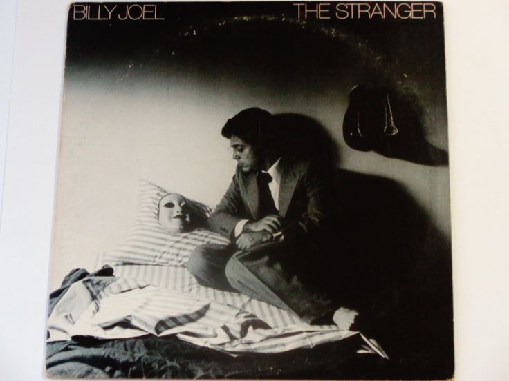 "Billy Joel - The Stranger - ""Just the Way You Are"" - ""Only the Good Die Young"" - Columbia Records 1977 - Vintage Vinyl LP Record Album by notesfromtheattic on Etsy"