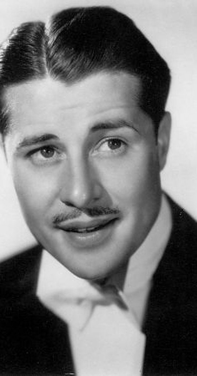 Don Ameche, uploaded by  www.1stand2ndtimearound.etsy.com