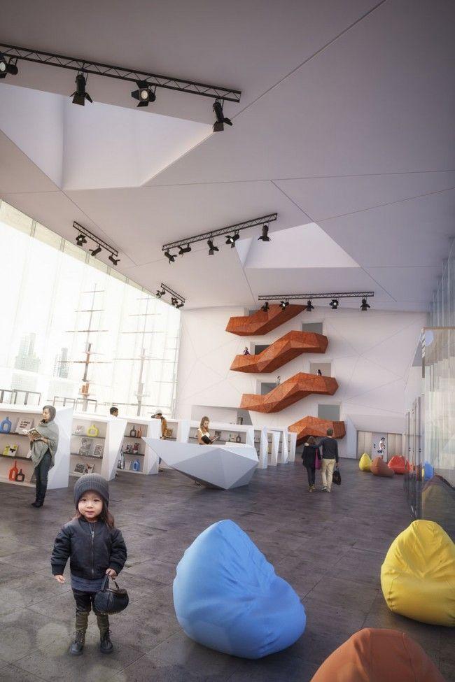 VrayWorld - Art Museum Interior