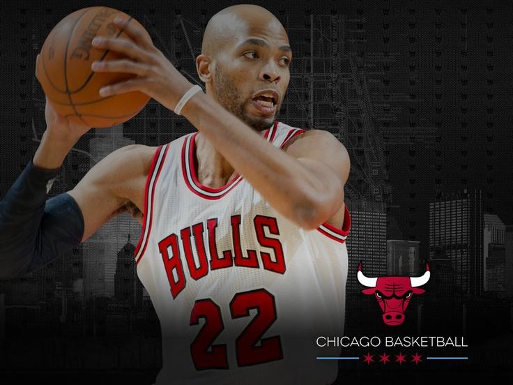 Taj Gibson 2012-13 Chicago Bulls Wallpaper
