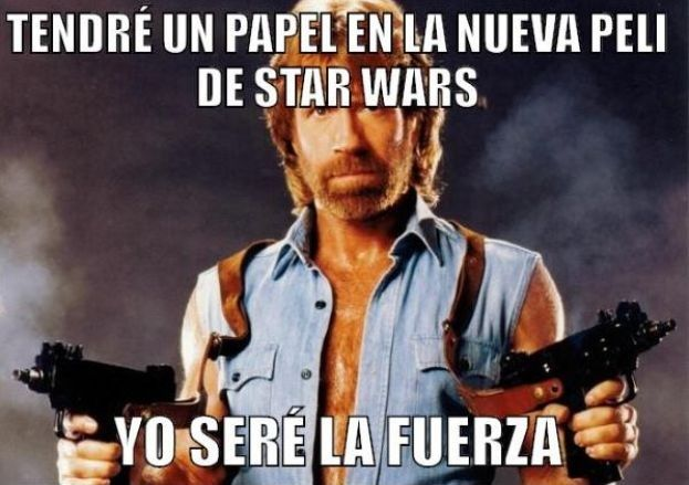 Los 17 mejores Memes de Chuck Norris