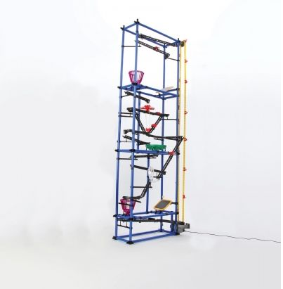 Winner of Parent's Choice, Teacher's Choice, and Toy-of-the-Year Awards! The Chaos Tower #Winner #Kids #Toys