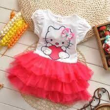 momsneed'shop: Dress Hellokitty dress tutu