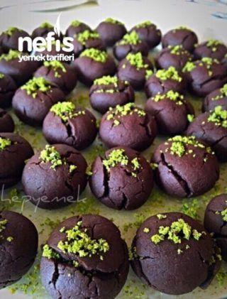 Islak Kurabiye(brownie Kurabiye)