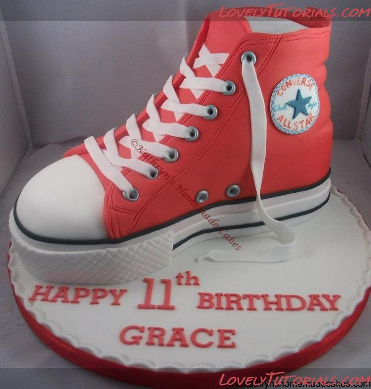 best 25 converse cake ideas on fondant baby